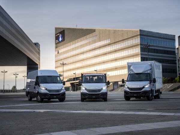 Ny Daily: det smarte køretøj, der tager let transport til nye højder